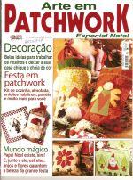Arte em Patchwork - Especial Natal APORTE DE LUISA TUSEN