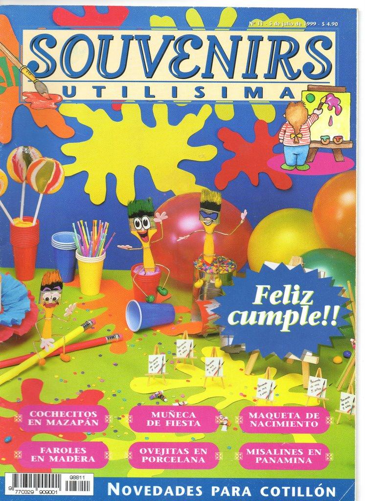 SOUVENIRS DE UTILISIMA: Cochecitos en mazapán, muñecas de fiesta
