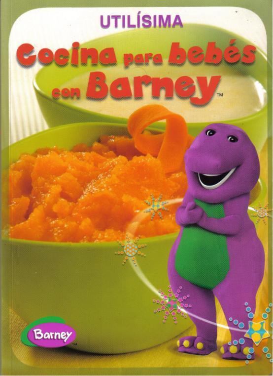 cocina cocina para beb s con barney variasmanualidades