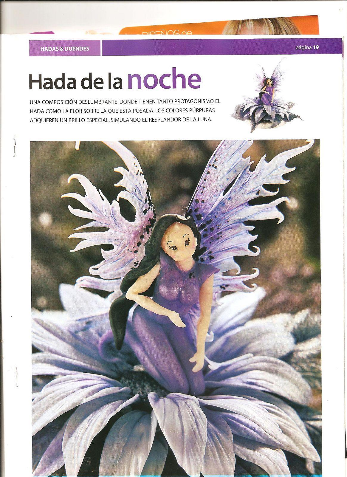 PORCELANA FRÍA: Hadas y duendes realizados por Leticia Suarez del ...