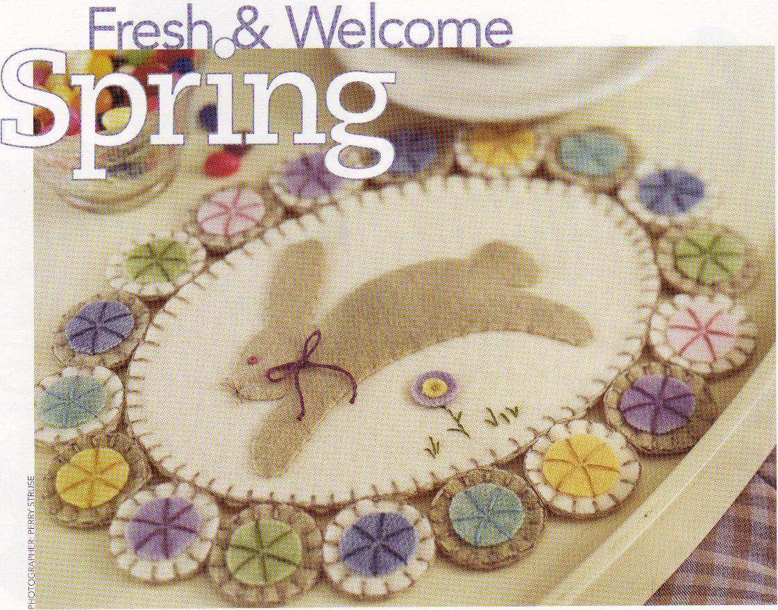 Fieltro tapetes para ni os y mayores cojines decorados - Decorar cojines con fieltro ...