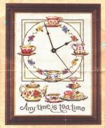 Reloj hora del té - Foto
