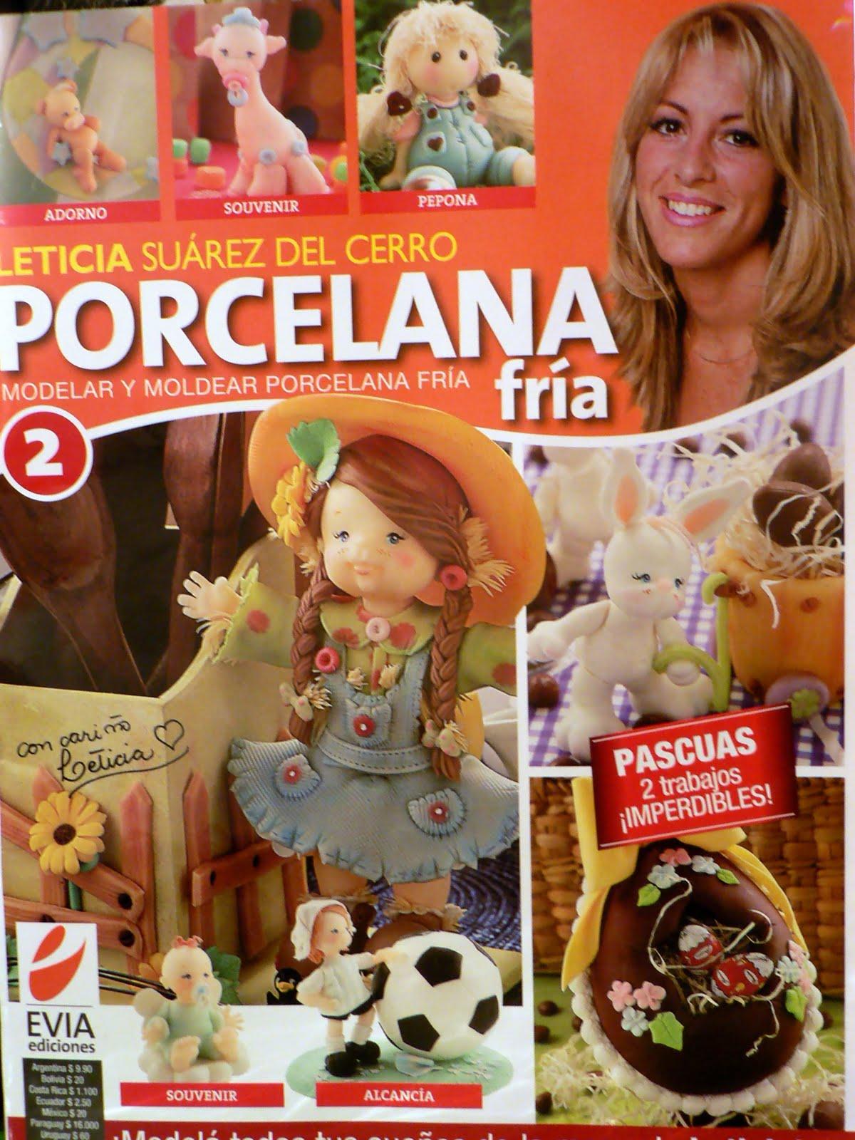 PORCELANA FRIA: Leticia Suarez del Cerro Nº2; Pepona,conejito, bebes