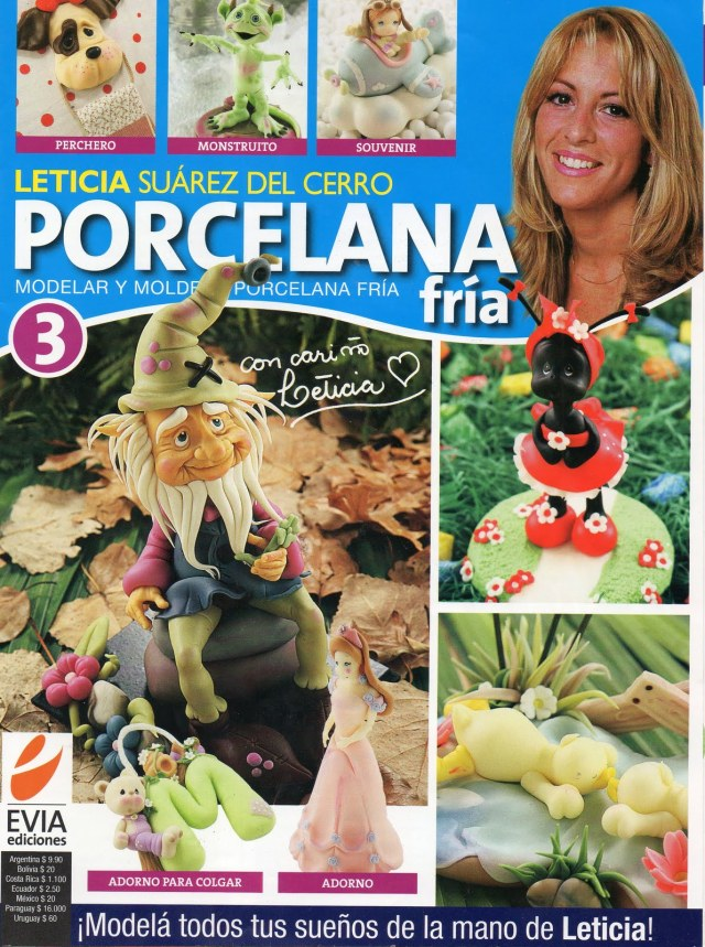 PORCELANA FRIA: Leticia Suarez del Cerro, Nº 3