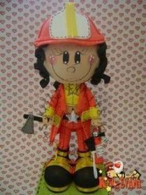 fofucha bombero